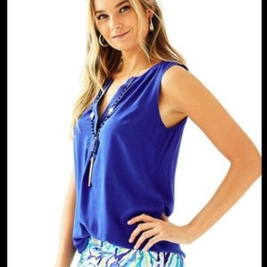 Lilly Pulitzer XL top